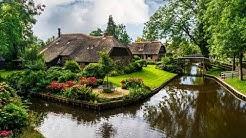 Giethoorn Netherlands 2018 4K