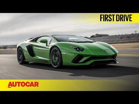 Lamborghini Aventador S | First Drive | Autocar India