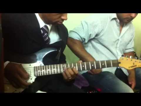 Pedro Marques melhor guitarrista gospel