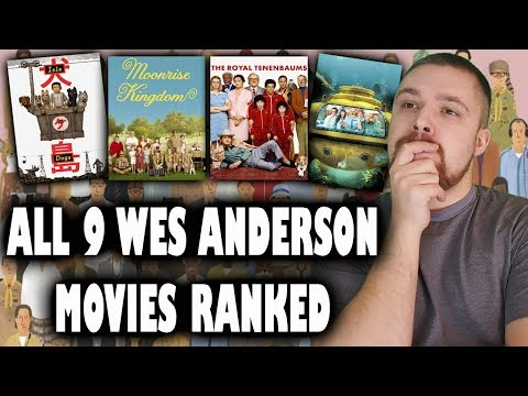 All 9 Wes Anderson Movies Ranked Worst to Best