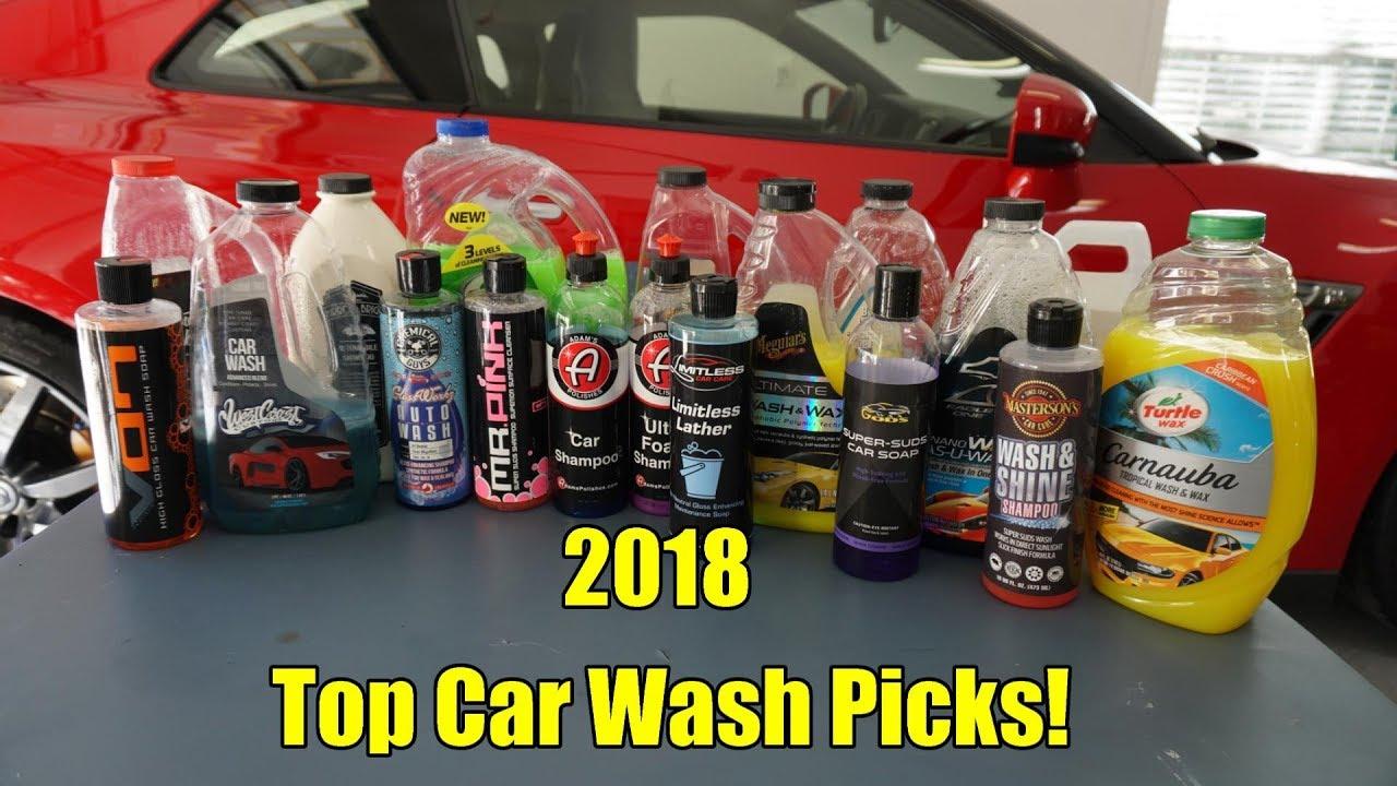 Best Car Wash >> 2018 Top Car Wash Picks