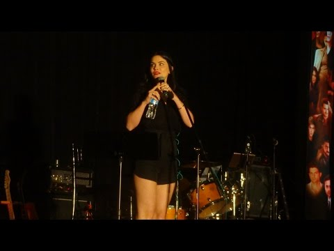 Jodi Lyn O'Keefe Vampire Diaries Convention