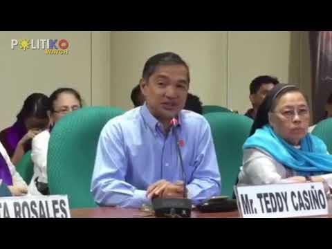 Sereno impeachment case, politically motivated move by Duterte - Casiño