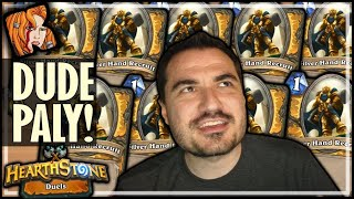 MISS DUDE PALY? DUELS IS FOR YOU! - Hearthstone Duels