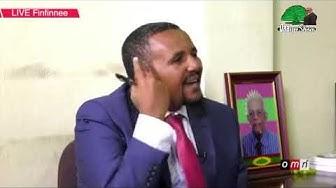 """""""Hattu fi gantuun Sabaa bakka hin butuu"""" Jaal Jawar Mohammed"""