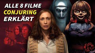 Conjuring Universum - Geschichte aller 8 Filme chronologisch