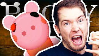 Peppa's Coming For ME!! (Roblox Piggy)