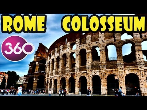 Colosseum - The Best of Rome in 360° Video 5 of 8