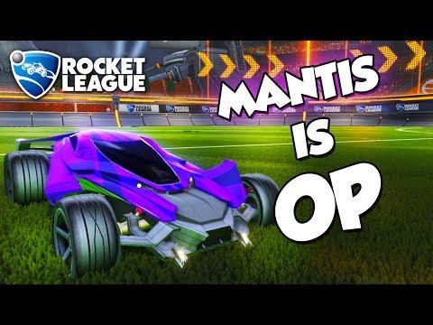 Mantis is OP   Rocket League Montage