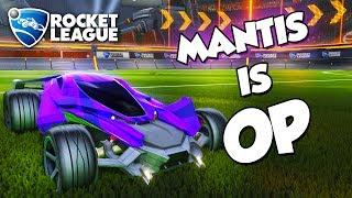 Mantis is OP | Rocket League Montage