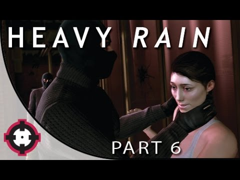 Heavy Rain Blind Let's Play Gameplay PS4 // Part 6 - Madison! (w/ a Special Guest!)