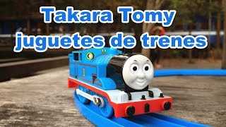 【juguetes de trenes】 Thomas y sus amigos em en Hexing Station, Taiwan 01043 es