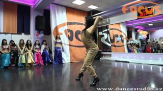 Танец Go Go стрип пластика choreography by Olya   Dance Studio Focus