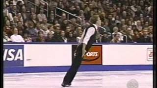 Timothy Goebel - 2002 United States Figure Skating Championships, Men's Free Skate