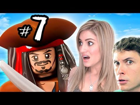 LEGO Pirates of the Caribbean - MUSKET - Part 7