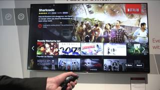 Hands-on with LG's WebOS TV interface