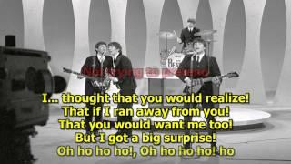 I'll Be Back - Beatles (Karaoke) HD