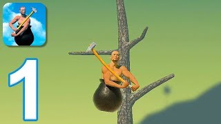Getting Over It - Gameplay Walkthrough Part 1 (iOS, Android)