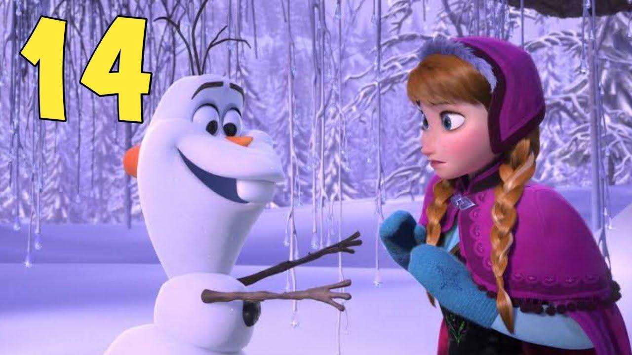 Download Apprendre l'anglais avec des films ✪ Frozen #14 ✪ Learn english with Movies