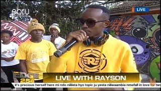 From A Night Watchman To A Successful Artist ~ Rayson's Story