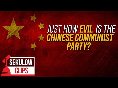 Just How Evil Is The Chinese Communist Party?