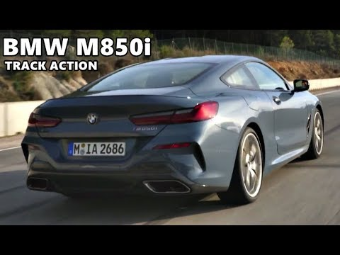 Bmw M850i Xdrive 2019 Track Action Exhaust Sound Handling
