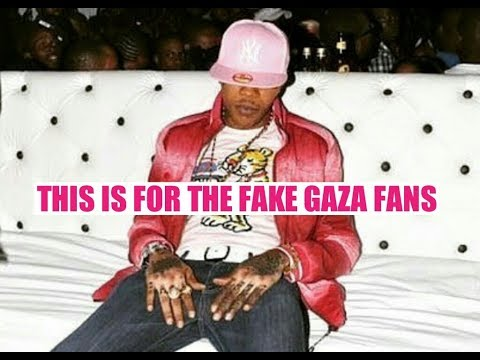 Vybz Kartel Song Don't Come Back Is For The Fake Gaza Fans