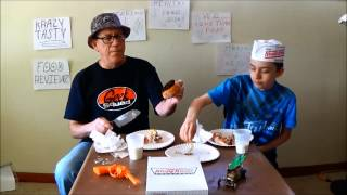 krispy kreme~~doughnut man returnes~~blooper reel at end~~halarious ~~ ???