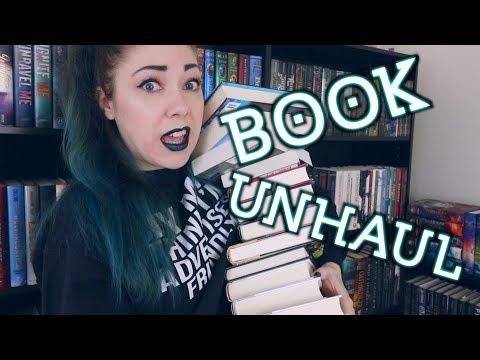 GIANT BOOK UNHAUL! (50+ BOOKS)