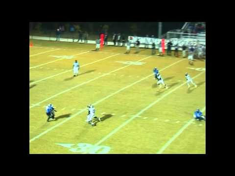 David Evans  DB  #17  -  Hueytown High School  (2013)