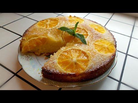 Апельсиновый тарт татен. Как вкусно приготовить апельсиновый пирог.