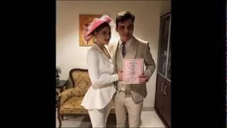 Евгений Кузин и Саша Артемова поженились после долгого ожидания в ЗАГСе