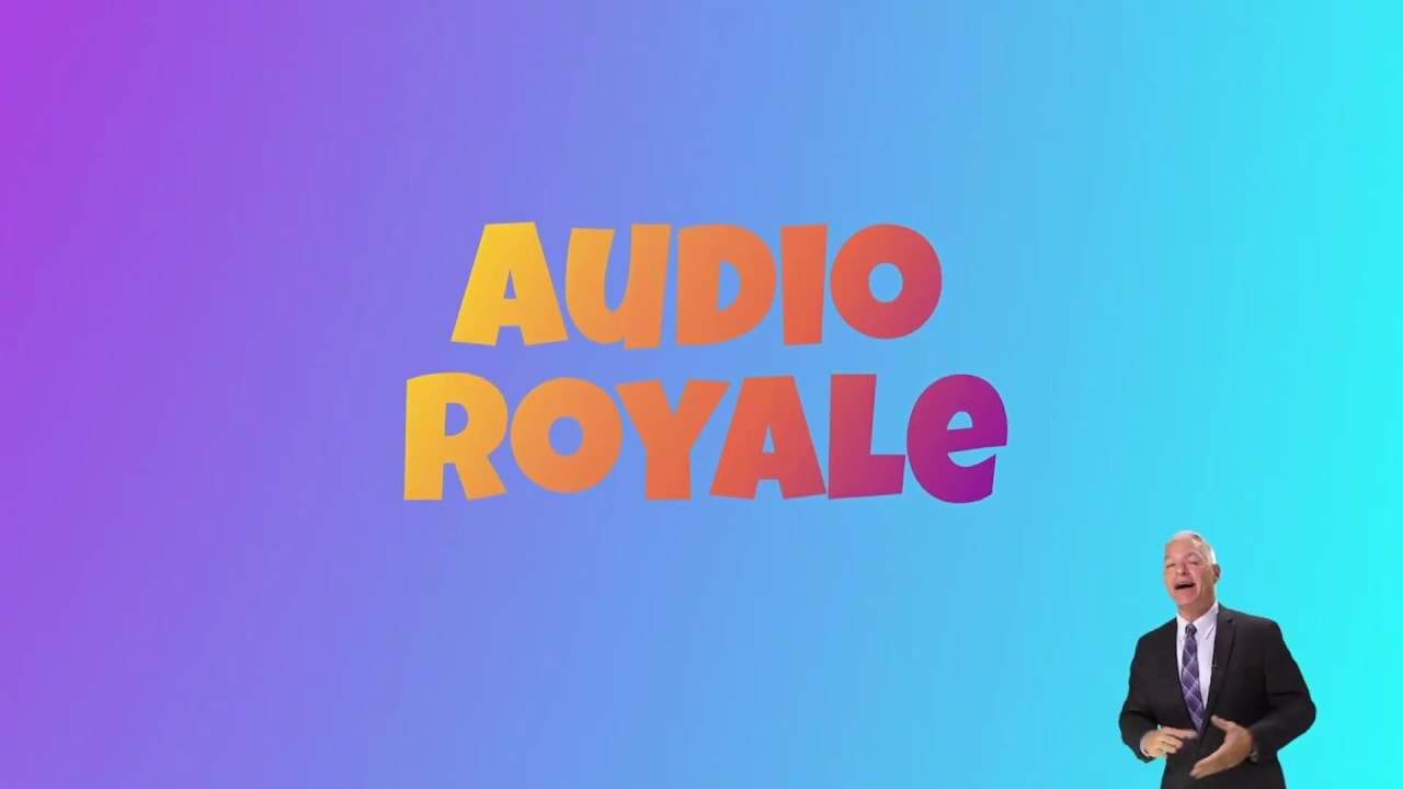 Audio Royale - Download Free Trial - Get Audio Royale