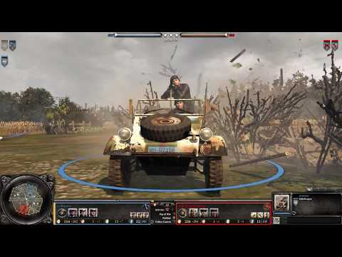 CoH 2 - Mostly for the Medics [CoH2] [Company of Heroes 2]