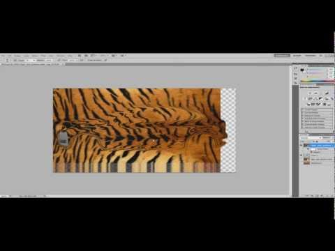 Wrap A Texture Or Pattern Around An Object Using