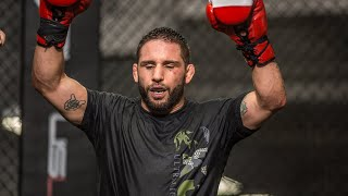 CHAD MENDES LATE NIGHT TRAINING IN BOISE IDAHO | 5 DAYS OUT