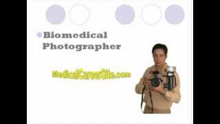 Biomedical Photographer Careers in Photography