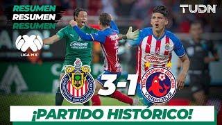 Download Resumen y Goles | Chivas 3 - 1 Veracruz | Liga Mx - Ap 2019 - J19 | TUDN Mp3 and Videos