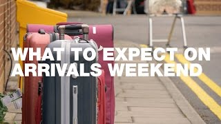 What to Expect on Arrivals Weekend | Oxford Brookes University
