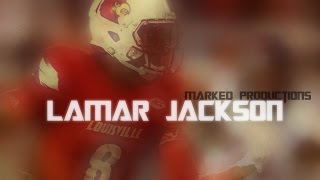 lamar jackson in the name of love mix