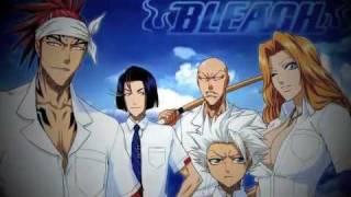 Hitsugaya X Matsumoto X Kurosaki X Kuchiki - BLEACH Madness