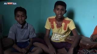عائلة ضحية لقذيفة غدر حوثية.. تبحث عن أمل