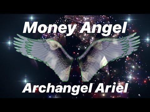 Money Angel Invoke Archangel Ariel For Prosperity And Abundance!