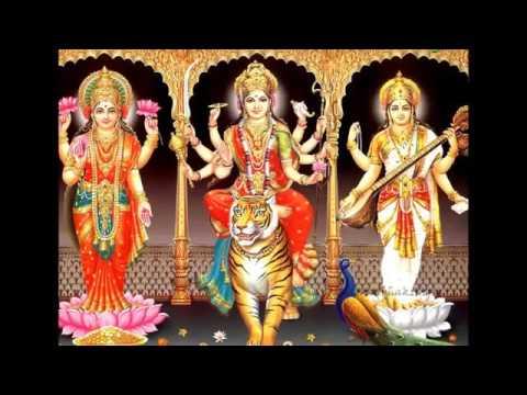 Durga Lakshmi Saraswathi Navaratri Song