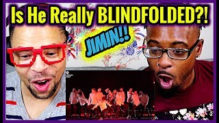 Baixar Jimin LIE LIVE Reaction | He's Doing ALL of This BLINDFOLDED?!!