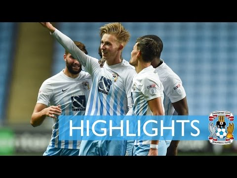 Highlights | Coventry 2-1 Oxford United
