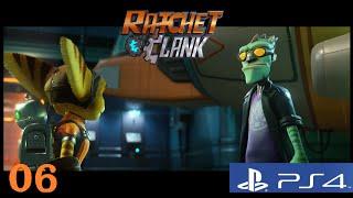 Ratchet & Clank Gameplay (PS4) #06» Holo-Karten sammeln, Neue Waffe |HD