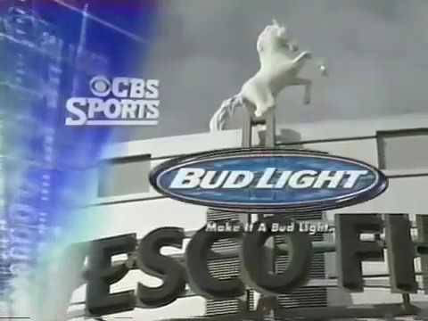 2001 NFL on CBS Promo 9