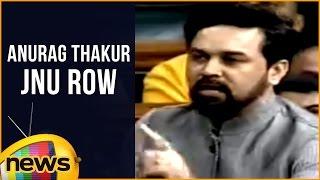 Anurag Thakur Takes On Congress Over JNU Issue | Slams Rahul Gandhi | Mango News