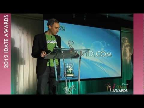 2012 IDate Awards Winner Of Best Dating Site : OKCupid